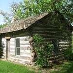 Haus eines Pioniers