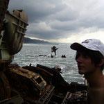 Auf den Spuren Robinson Crusoes... Naja, fast. ;)