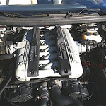 456GT-初馬号-エンジン清掃