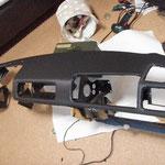 456GT-カーボンダッシュボード