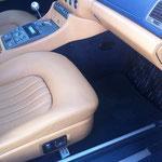 456GT-助手席カーペット敷き