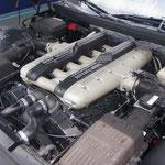 456GT-洗車後ー紺の豚号