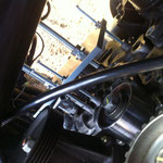 特殊工具使用ーフロントカバー取外しー456GT-初馬号