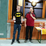 Samstag - 3. Platz Junioren - Daniel Pascal Hamann