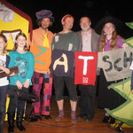 Kulturpanorama Garsten, Nov. 2012, nach der Vorstellung