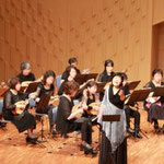 2016年5月22日 エブノ泉の森ホール 第13回演奏会の模様4