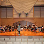 2014年5月18日 第11回演奏会リハーサル 泉の森ホール