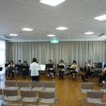2011年8月6日 町内会演奏会