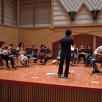 2011年5月29日 泉の森ホール リハーサル2