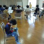 2011年4月5日 春休み 練習風景