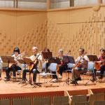 2016年5月10日 エブノ泉の森ホール リハーサル風景5