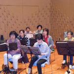 2012年5月15日 泉の森ホール リハーサル2