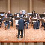 2013年6月2日 第10回演奏会 エブノ泉の森ホールにて