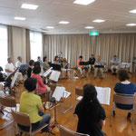 2013年6月11日 第10回演奏会反省会