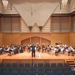 2012年5月27日 第9回演奏会始まり リハーサル