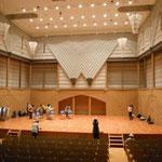 2012年5月15日 泉の森ホール リハーサル4