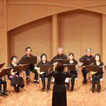 2016年5月22日 エブノ泉の森ホール 第13回演奏会の模様