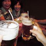 2011年7月25日 飲み会 カンパ~イ