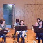 2012年5月15日 泉の森ホール リハーサル1
