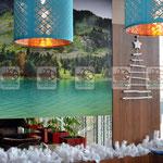 необычный декор для кафе, дома и ресторанов из дерева