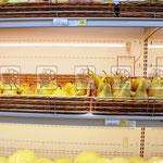 плетеные корзины для фруктов и овощей