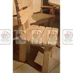 """Деревянные стулья  """"под старину"""""""