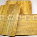 разделочные доски из натурального дерева