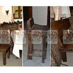 Деревянная мебель для кафе и баров