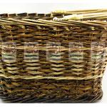 плетёные корзины любых форм , цветов и размеров.( POS-материалы)