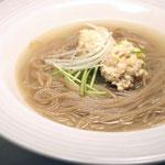 純麺家鶏団子スープ麺