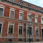 altes Postamt, 1878