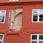 Beispiel zum alten Mauerwerk freigelassen