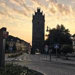 Steintor, ca 1250 Haupteingang zur damaligen grossen Hansestadt