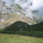 Pointe de la Botte (sommet herbeux)
