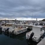 Sur le port de Cassis, il est 7 heures, les hostilités n'ont pas encore commencé