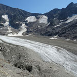 Glacier de Tré la Tête