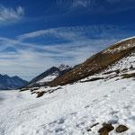 Au Col de l' Avenaz