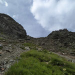 Col de la Terrasse versant Loriaz