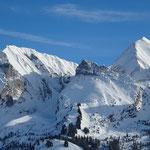 Mont Fleuri et Pointe de Tardevant