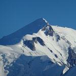 Mont-Blanc arête des Bosses