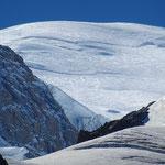 Le Mont-Blanc, ce n'est q'une bosse