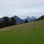Dent de Rossanaz et Mont Colombier