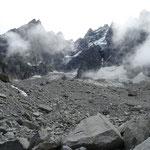 Glacier de Blaitière