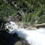 Au-dessus de la cascade du Ruitor n°3
