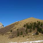Côté Sud d'Armenaz