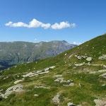 Mont Joly au fond à droite