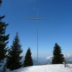 Croix de Colomban imposante