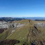 Col de la Buffaz et Pointe de la Québlette