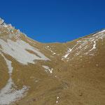 Col entre Pécloz et Armenaz