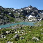 1er lac de Bella Comba